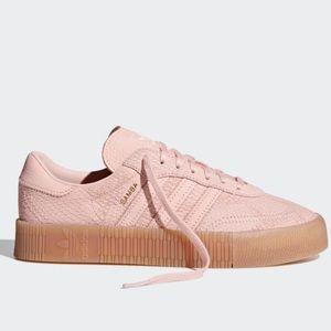 adidas - SAMBA ROSE - ICEY PINK / GUM - with box